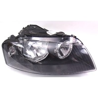 RH Side Head Light Lamp 06-08 Audi A3 - Halogen - Genuine - 8P0 941 004 H