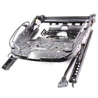 RH Front Seat Base Frame Track Slider Metal Skeleton 06-08 Audi A3 - Genuine