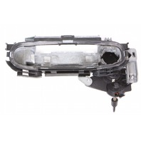 LH Front Door Handle Lock Bracket 06-13 Audi A3 - Genuine - 8E1 837 885 A