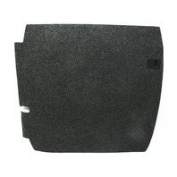 Trunk Floor Carpet Mat 05-10 VW Jetta MK5 Sedan - Genuine - 1K5 863 463 B