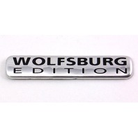 Wolfsburg Edition Fender Emblem Badge - 99-05 VW Jetta MK4 MKIV - Genuine OE VW
