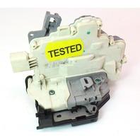 LH Rear Door Latch Actuator 06-10 VW Passat B6 - Genuine - 3C4 839 015 B