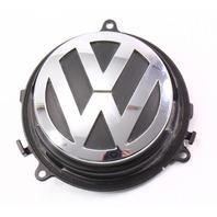 Trunk Emblem Badge Handle 06-10 VW Passat B6 - Genuine - 3C5 827 469 B