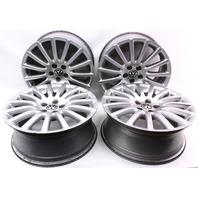 "Set Of Wheels Rims Alloy Genuine Stock 5x100 17"" VW Jetta Golf GTI Mk4 Audi TT"