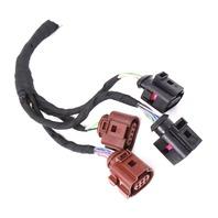 o2 Oxygen Sensor Pigtail Plug Connectors 06-10 VW Passat B6 3.6 BLV - Harness