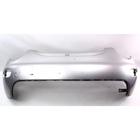 Front Bumper Cover 01-05 VW Beetle - LG9R - Silver - Genuine - 1C0 807 221 E