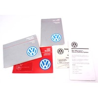 Owners Manual Books 1990 Volkswagen VW Passat - Genuine
