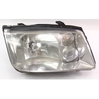 RH Passenger Headlight Head Light Lamp 99-02 VW Jetta MK4 - Genuine