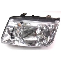 LH Headlight Head Light Lamp 99-02 VW Jetta MK4 - TYC