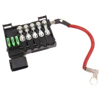 Battery Distribution Fuse Box VW Jetta Golf GTI Beetle Mk4 - Genuine