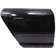 RH Rear Door Shell Skin 06-13 Audi A3 8P - LY9B Brilliant Black - Genuine