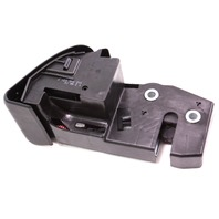 LH Rear Seat Fold Latch Lock Button 06-13 Audi A3 Black Genuine - 1K0 885 681 F