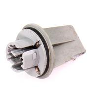 Headlight Turn Signal Bulb Socket Holder 02-04 Audi A6 C5 - Genuine