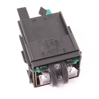 Rear Heated Seat Switch Dial 98-04 Audi A6 S6 RS6 C5 Allroad - 4B0 963 563 B