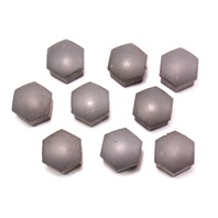 Set of 9 Lug Bolt Nut Caps Covers Audi A3 A4 A6 - 321 601 173 A
