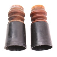Front Shock Bump Stop Set Audi A4 A6 VW Passat Strut Dust Boot - 8D0 412 131 F