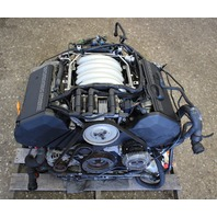 2.8 V6 Complete Engine Motor Assembly 30V ATQ 00-05 VW Passat Audi A6 - 129K