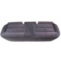Rear Back Seat Cushion Foam & Cover 01-05 VW Passat B5.5 - Charcoal Cloth