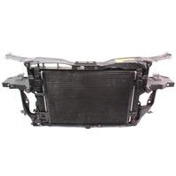 Complete Radiator Core Support Nose w/ AC Condenser 01-05 VW Passat B5.5 1.8T