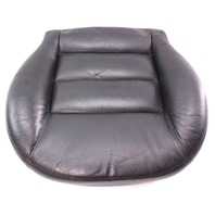 RH Front Seat Cushion & Cover 98-01 VW Passat B5 - Heated Black Leather