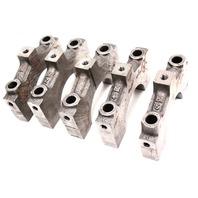 Main Crank Caps Audi 00-09 A6 A8 Allroad S4 4.2 V8 Aluminum Block Bearing