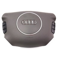 Airbag Air Bag Steering Wheel Beige 02-03 Audi A4 A6 S6 B6 C5 - 8E0 880 201 AB