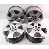 """Set Of Stock Ronal Wheels Rims Alloy 16"""" 5x112 VW Passat A4 A6 - 4B0 601 025 AA"""