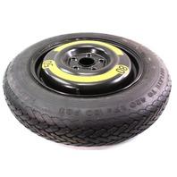 15 x 4 spare tire donut wheel rim 96 02 audi a4 t125 90r15 genuine carparts4sale inc. Black Bedroom Furniture Sets. Home Design Ideas
