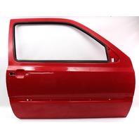 RH Front Door Shell Skin 93-99 VW Golf GTI MK3 2 Door - LY3D Tornado Red