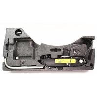 Trunk Spare Tool Kit Jack Lug Wrench Foam 06-10 VW Passat B6 Sedan ~ Genuine