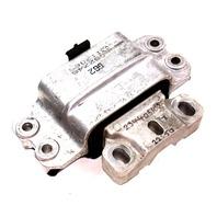 LH Motor Engine Trans Mount Bushing 06-10 Passat B6 2.0T - 3C0 199 555 Q