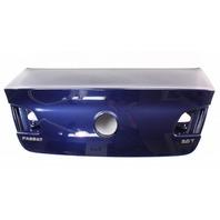 Trunk Lid Deck Boot 06-10 VW Passat B6 - Genuine - LD5Q - Shadow Blue