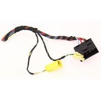 LH Heated Seat Wiring Plugs Pigtails Airbag 06-10 VW Passat B6  ~ 7L0 972 752