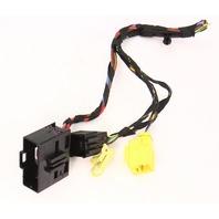 RH Heated Seat Wiring Plugs Pigtails Airbag 06-10 VW Passat B6  ~ 7L0 972 752