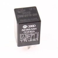 Wiper Relay VW Audi Jetta Golf Rabbit MK1 Passat Vanagon Genuine - 321 955 531 A