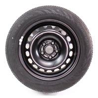 "Full Size Spare Wheel & Tire 16"" x 7"" 06-10 VW Passat B6 5x112 - 3C0 601 027 A"