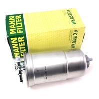 Mann-Filter WK 853/3 X Fuel Filter 99-04 VW Jetta Golf MK4 1.9 TDI ALH Diesel