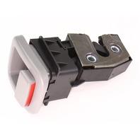 LH Rear Black Seat Fold Down Latch Lock Release 98-05 VW Passat - 3B0 885 737 E