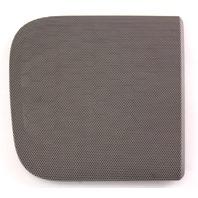 LH Rear Door Speaker Grill  Grille 02-08 Audi A4 S4 B6 B7 Genuine - 8E0 035 435