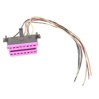 OBD Port Diagnostics Wiring Harness Pigtail 05-08 Audi A4 B7 - 8D0 972 695