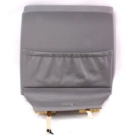 Front Seat Back Back Panel Cover & Pocket 04-06 VW Phaeton - 3D0 881 972