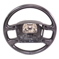 Leather Steering Wheel 04-06 VW Phaeton - Genuine - 3D0 419 091 K 7B4