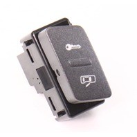 RH Rear Door Panel Lock Switch Button 04-06 VW Phaeton - Genuine - 3D0 962 125 C