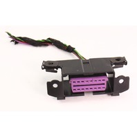 OBD Scan Port Connector Pigtail Wiring Plug 04-06 VW Phaeton - 3A0 972 695