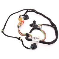 LH Driver Front Door Panel Wiring Harness 98-01 Audi A6 C5 - 4B0 971 035 AJ