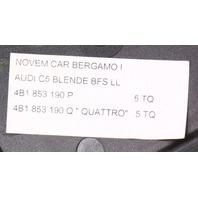 RH Dash Wood Grain Trim - 98-04 Audi A6 C5 Allroad Quattro - 4B1 853 190 P