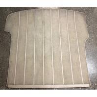Wagon Hatch Trunk Carpet Floor Mat 98-05 VW Passat B5 B5.5 - 3B9 863 463 F