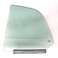 LH Rear Side Window Quarter Glass 95-02 VW Cabrio MK3 MK3.5 - Genuine