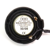 Door Panel Tweeter Speaker 98-01 Audi A6 C5 - Genuine - 4B0 035 399