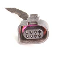 Rear Door Latch Plug Pigtail Harness Connector 98-01 Audi A6 C5 - 1J0 973 715